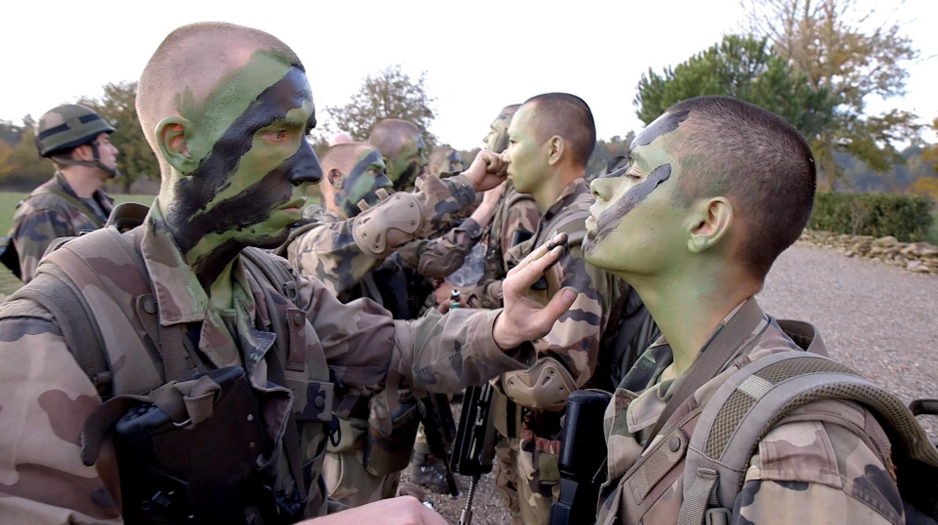 Légion étrangère : pour l'aventure et pour la France